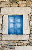 Blue Window Stock Photos