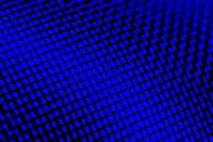Blue Window Screen Macro Stock Photography