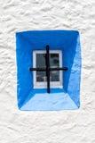 Blue Window Royalty Free Stock Photo