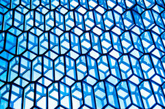 Blue windows 2 Royalty Free Stock Photography