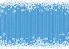 Blue winter background. Blue background,texture for design vector illustration