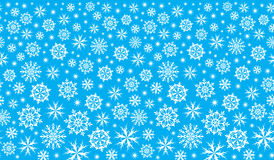 Blue winter bg Royalty Free Stock Photo
