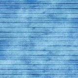 Blue Winter Vintage Wood Texture. Vintage shabby chic new year background with rustic grunge old planks and scratches Royalty Free Stock Image