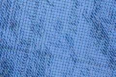 Blue Wire Abstract Background Royalty Free Stock Image
