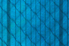 Blue wire abstract background Royalty Free Stock Images