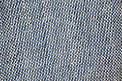 Blue and withe fabric Royalty Free Stock Photos