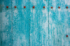 Blue wood abstract background