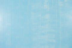 Blue wood background Royalty Free Stock Image