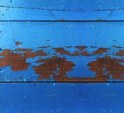 Blue wood. Background wood bule color stock image