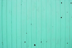 Blue wood background, old wooden wall. Painted texture wood Royalty Free Stock Image