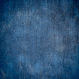 Blue wood background Stock Image