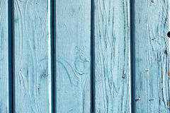 Blue wood background Royalty Free Stock Photos