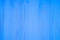 Blue wood board. Royalty Free Stock Images