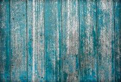 Blue Wood Grunge Royalty Free Stock Image