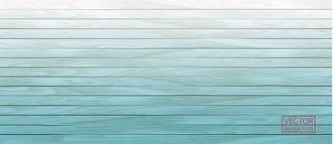 Free Blue Wood Header On Vector Vintage Background. Old Wall Wooden Vintage Floor. Stock Images - 138875974