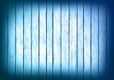 Blue wood panels design texture background Royalty Free Stock Image