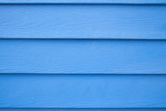 Blue wood plank panel texture Stock Images
