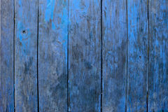 Blue wood textrue background Royalty Free Stock Images
