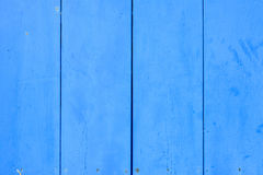 Blue wood texture Stock Images