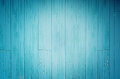Blue wood texture background Royalty Free Stock Image