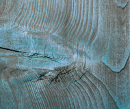 Blue wood texture Royalty Free Stock Images