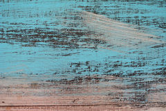 Blue wood texture old wall Royalty Free Stock Image