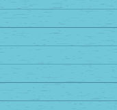 Blue wood texture. Seamless vector pattern. Blue wood boards texture. Seamless vector pattern Stock Image