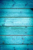 Blue wood texture. Wooden background / Blue wood planks vintage / Grunge background texture Royalty Free Stock Photo