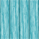Blue wood textured boards Royalty Free Stock Images