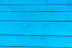 Blue wood textures background Stock Image