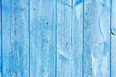 Blue wood Stock Photo