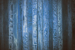 Blue wooden abstract texture. Blue vintage wood background. Abstract texture and background for designers. Macro view of blue wood. In vintage style. Blue wood Stock Photos