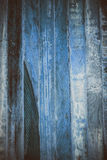 Blue wooden abstract texture. Blue vintage wood background. Abstract texture and background for designers. Macro view of blue wood. In vintage style. Blue wood Stock Photography
