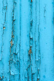 Blue wooden background Stock Image