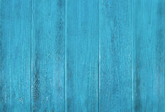 Blue wooden background Stock Images