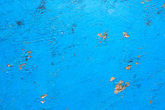 Blue wooden background Royalty Free Stock Photos