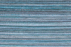 Blue wooden background or texture. A bamboo mat Royalty Free Stock Images