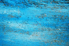 Blue wooden background. Vintage style Stock Images