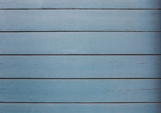 Blue wooden boards Stock Image