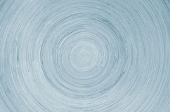 Blue wooden circles on full frame Royalty Free Stock Photos