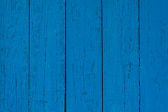 Blue wooden planks Stock Photo