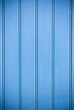 Blue wooden planks surface background Stock Images