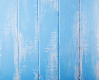 Blue wooden texture Stock Photo