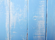 Blue wooden texture Royalty Free Stock Photos