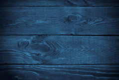 Blue wooden texture Stock Image