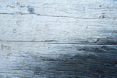Blue wooden texture Stock Photos