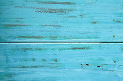 Blue wooden texture Royalty Free Stock Photography
