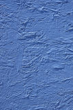 Blue wooden textured background in vertical format Royalty Free Stock Images