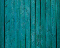Blue wooden wall background Royalty Free Stock Photography