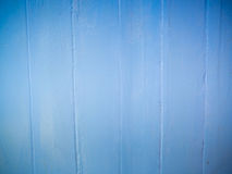 Blue wooden wall. Texture for background Royalty Free Stock Image